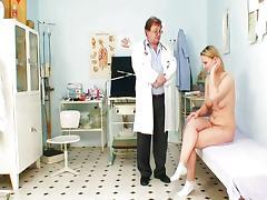 Doctor loves invading her privacy