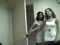 Amateur lesbian porn clip