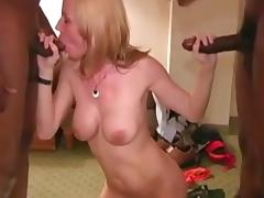 Filming His Wife With 2 BBC
