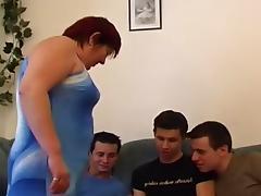 Russian Granny R29