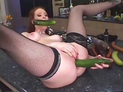 Audrey Hollander explores her food fetish