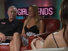 Learn about the business on a pornstar talk show with Dana Dearmond