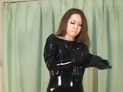 Japanese Latex Catsuit 29