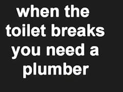 Milf cheats on her husband with the plumber