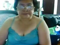 pinay grandma see niples