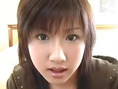 Ai Sawaki Uncensored Hardcore Video with Swallow scene