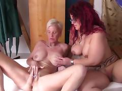 Busty German Mature Sluts