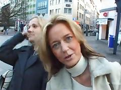 Amateur Blonde From street On Casting - LostFucker