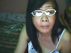 Mature Filipina granny