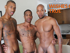 Ramsees & King B & Staxx in Wishes Cum True XXX Video - NextdoorEbony