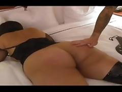 Amateur Thick Goth Pawg Blindfolded