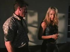 Amazing affair with a blonde sex bomb who loves a stiff boner