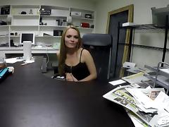Spy Pov - Helping future boss cum