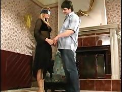 Russian mature fuck with a guy 8