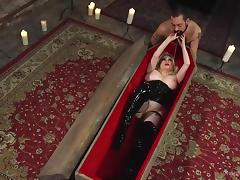 she wants to be fucked in a coffin