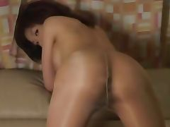 anal chinese fingering pussy and asshole