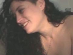 Dirty Brunette Crack Whore Slups On Dick For Pay