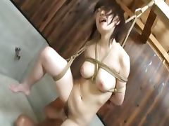 extra beautiful asian bondage