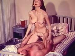 Irresistible Pornstar Fucked by Her Uncle 1960