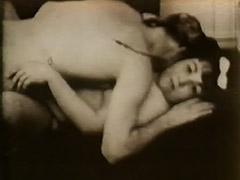 Husband Fucking His Plump Mature Wife 1960