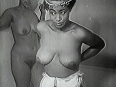 1940s Porn videos. 1940-1950 decade was the first when women on camera started swallowing sperm