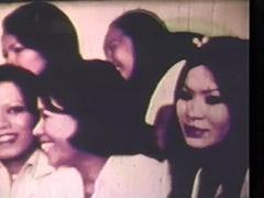 Huge Cock Fucking Asian Pussy in Bangkok 1960