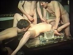 Swedish Swinger Chicks Love Big Dicks 1970
