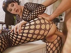 Bodystocking videos. Bodystocking is an amazing category which will cause you to get a rough one