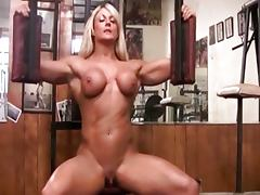 Bodybuilders videos. Bodybuilders are also huge fans of all the sex scenes and kinky activity