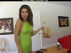 Hot Milf Jessi Castro Rides A Small Cock