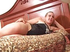 Blonde Bbw Hot Fuck And Swallow Cum