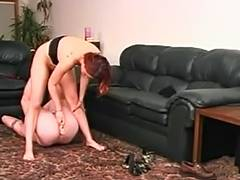 YOUR DOMINANT BITCH IS IN CONTROL OF YOUR BODY ukmike movie scene