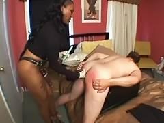 British Ebon bitch goddess Ding Dong