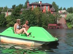 Boat videos. Even boat can be used in sex scenes when those excited sluts want sex