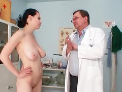 Gyno Exam videos. Gyno exam is the real source of unforgettable orgasms for lewd women
