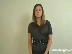Netvideogirls Chloe Calendar Audition