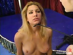 Jenni Lee gets beaten and humiliated by long-haired blonde Chanta-Rose