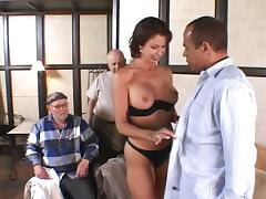Delicious wife is moaning with a thick one