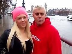 British Pornstars Fuck Lucky Fans