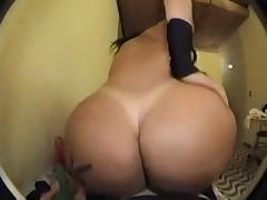 Brazilian Huge Butt Soraya in Anal Sex - negrofloripa