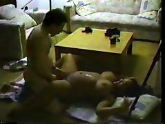 Busty Asian Retro Video