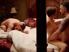 swinging in the hot tub @ season 4, ep. 8