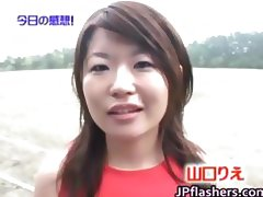 Asian amateur in nude track and field part2