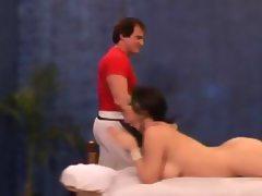 Sexy Milf Massage Team