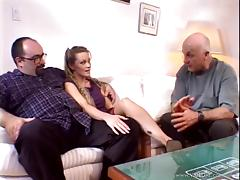 Cuckold Video of a Wife Fucking Another Guy While Her Husband Watches