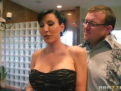 Lezley Zen gets amazingly fucked in hot voyeur scene