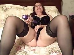 wifey enjoys her fresh rabbit