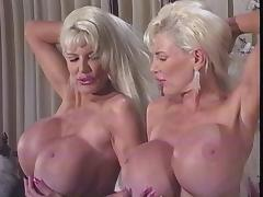 Big Boobs teasing (softcore)